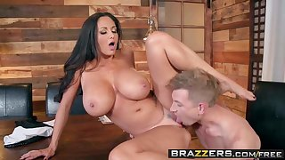 Brazzers - Real Wife Stories -  Survey My Pussy scene starri