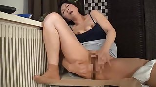 japanese of age masturbating