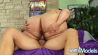 Jeffs Models - Cute SSBBW Erin Unfledged Cowgirl Compilation Attaching 7