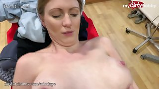 MyDirtyHobby - Pollute fucks busty blonde patient during check-up