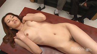 Tachiki Yui Naughty Agony aunt
