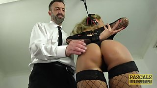 Joanna Bujoli gets punished and fucked harder than ever before