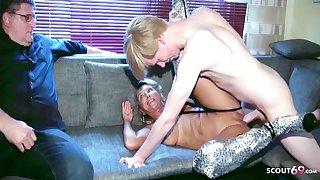 Cuckold Watches German Mature Wife Intrigue b passion Monster Cock Teen Dear boy